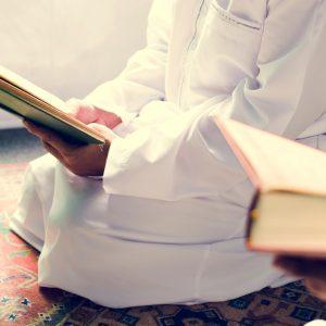 reading quran