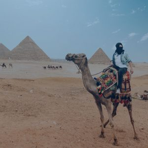 Pyramids in Egypt 1