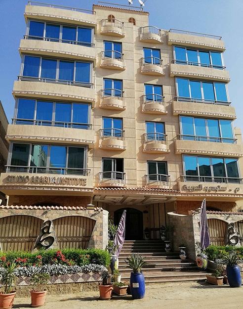 Studio Arabiya Egypt Building