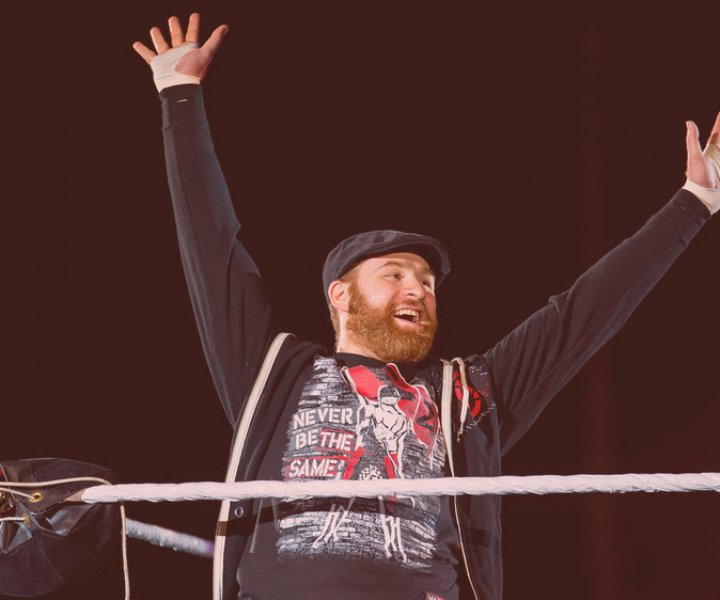 Sami Zayn, The Syrian Muslim Changing How Arabs Are Portrayed In Pro Wrestling