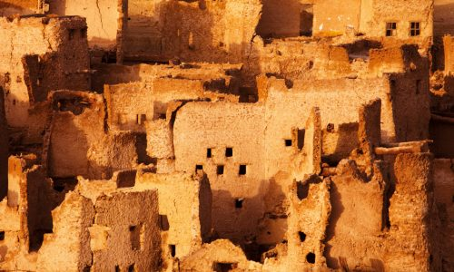 What Kind of Houses Did Ancient Egyptians Live in?